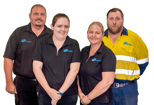 The Industrial Insulation Supplies Team